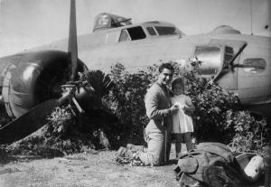 Lt. Oswald J Masoni of the 379th Bomb Group