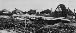 Mojo Jr B-17 42-32000