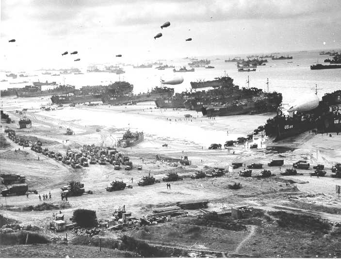 Omaha-Beach-Invasion