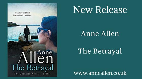 New ReleaseAnne AllenThe Betrayal